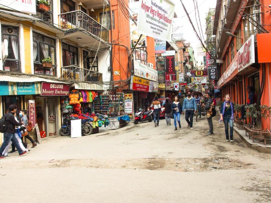 Nepal 21 Hari - ABC Trekking, Pokhara & Kathmandu