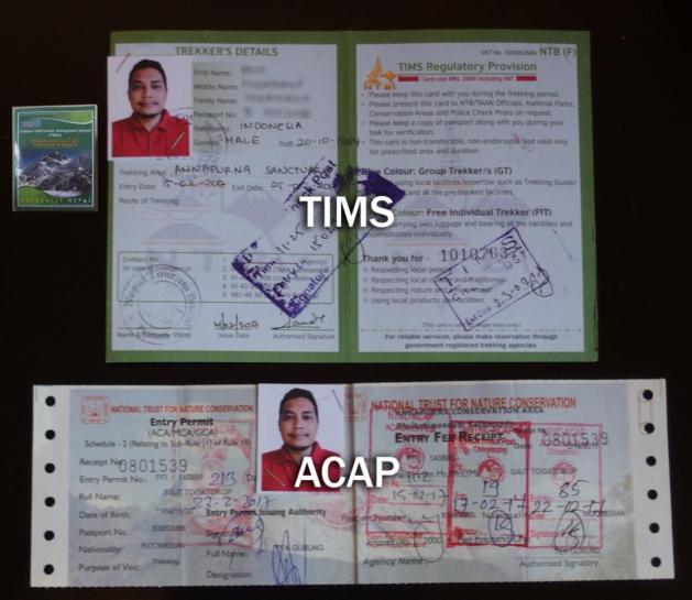 TIMS & ACAP ABC Trekking