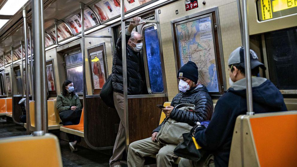 метро нью-йорк