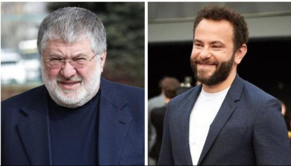 Игорь Коломойский и Александр Дубинский
