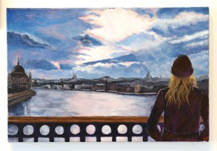 Between Buda and Pest, SOLD