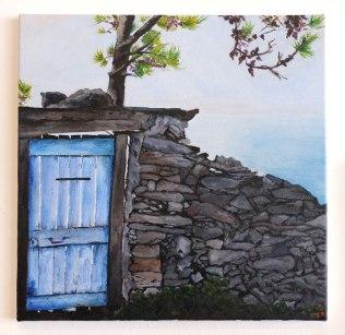 Blue Door, SOLD