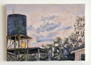 Water Tank, SOLD