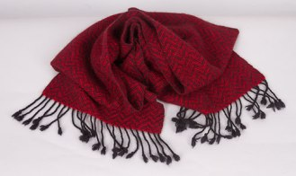jointworks-studio---ruby-coast-arts-red-wool-scarf
