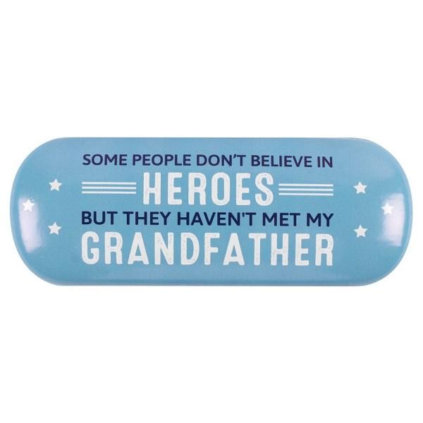 Hero Grandfather Glasses Case