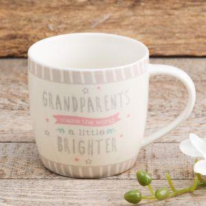 Grandparents Love Life Mug