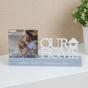 Our Home Photo Frame