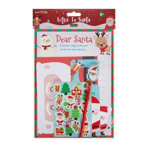 Letter To Santa Kids Fun Set