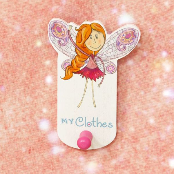 Magical Fairy Wall Clothing Hook