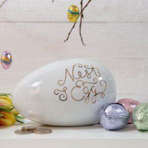 Just Married Nest Egg Money Box
