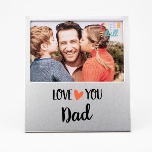 Love You Dad Photo Frame