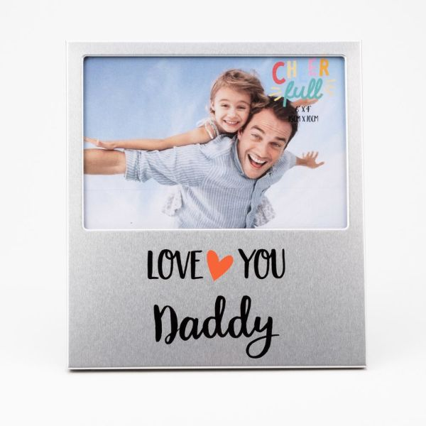 Love You Daddy Photo Frame