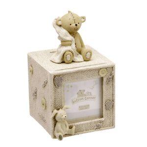 Photo Cube Teddy Bear Baby Money Box