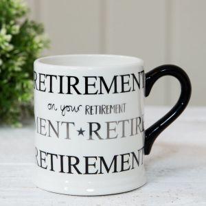 On Your Retirement Luxury Mug