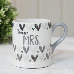 Brand New Mrs Luxury Mug