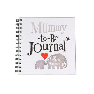 Mummy To Be Journal With Stickers