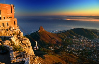 Table Mountain, Lion's Head