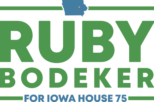 Ruby Bodeker for Iowa House 75