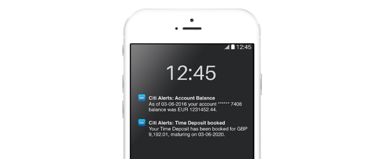 Push and in-app notifications