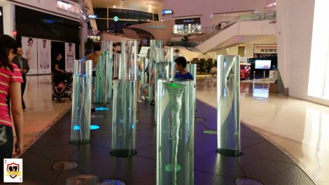 Water Vortexes, The Shops at Crystals (LV, Summer 2016)