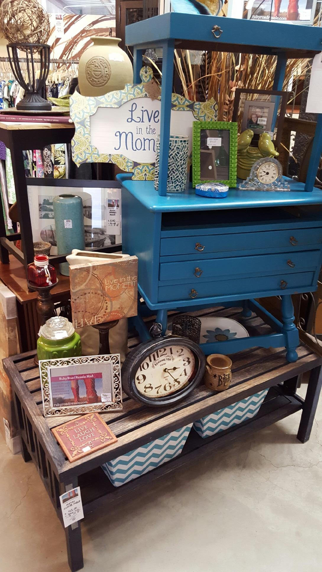 Shabby Chic Booth Shoot