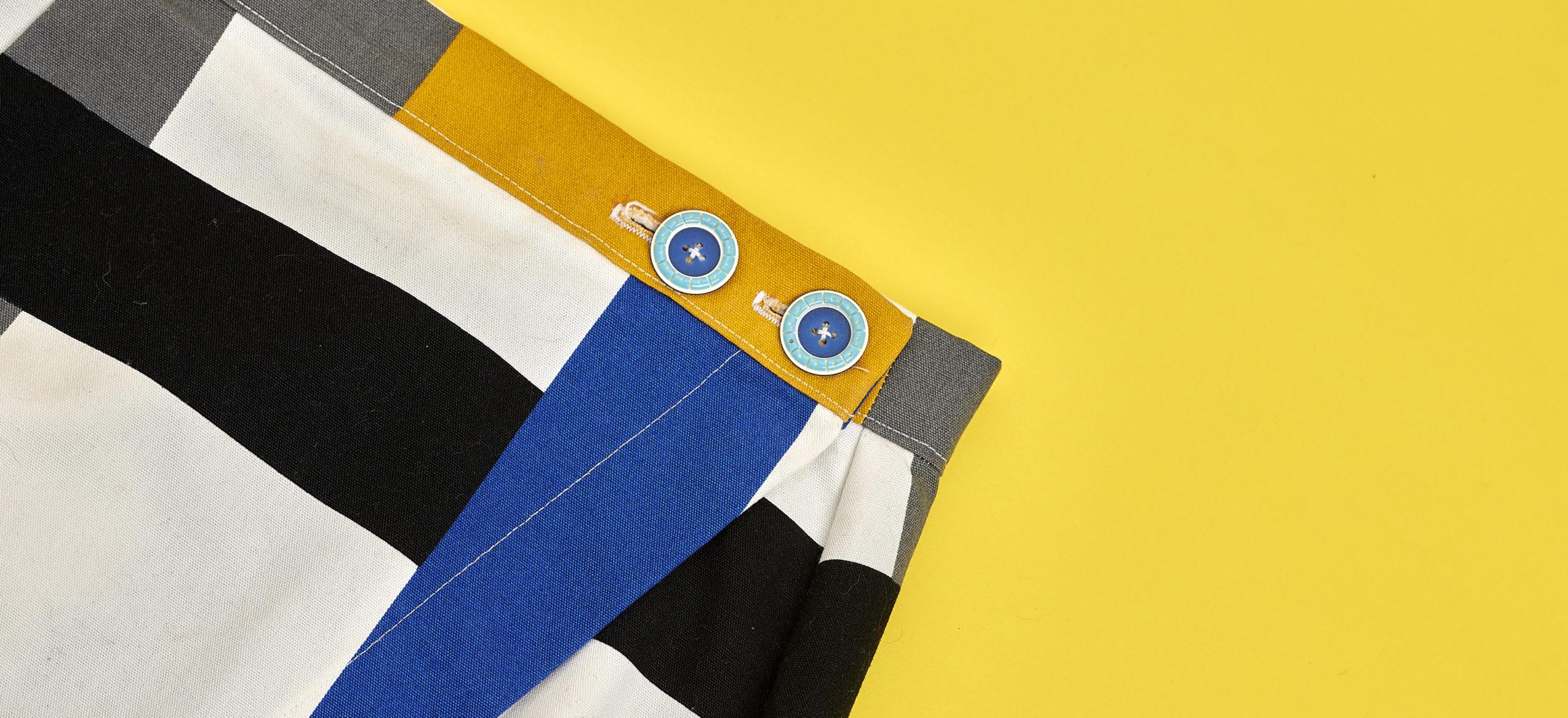 Sewing The Nita Wrap Skirt – SewDIY
