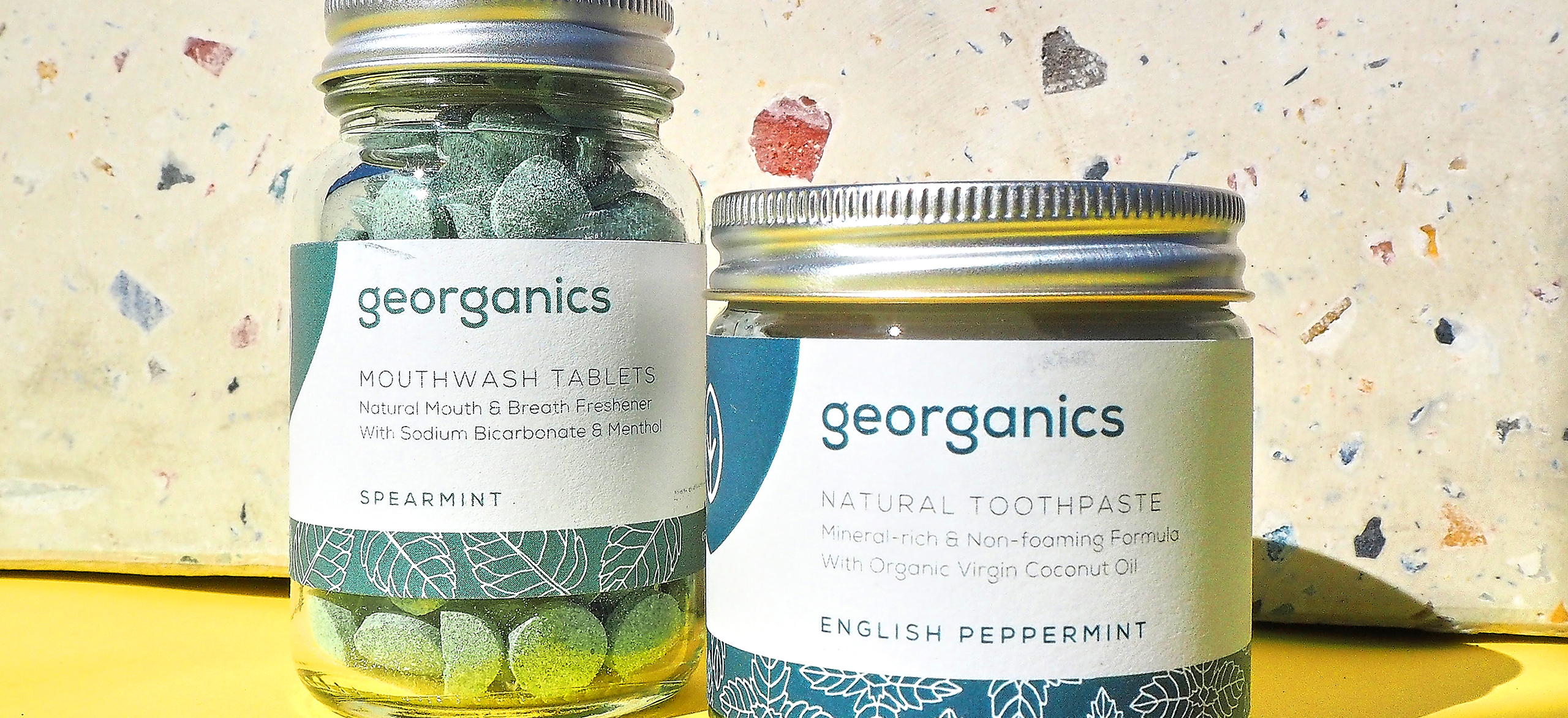 Zero Waste Bathroom Swaps with Georganics