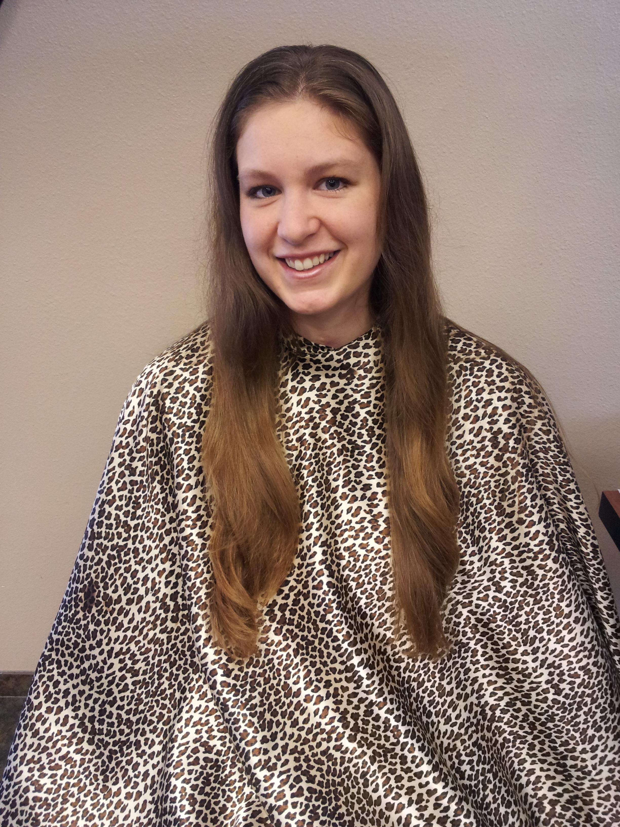 I Chopped Off My Hair With Scissors RubySongbird
