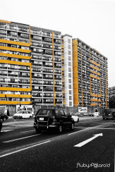 1004 Estate 2nd Entrance Junction along Ozumb Mbadiwe Street VI by rubys polaroid