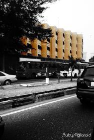 Law School Building along Ozumba Mbadiwe Street VI by rubys polaroid