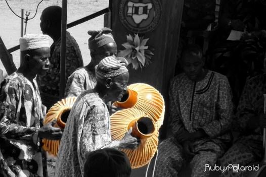 Music Entourage of the King by rubys polaroid
