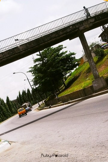 Bridge Crossing 2 by rubys polaroid