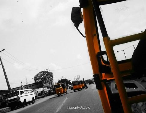 Street Tilt- sura by rubys polaroid