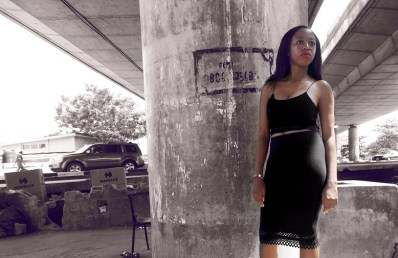 Back on black 3 by rubys polaroid
