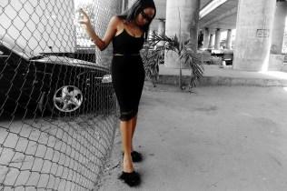 Black on black by rubys polaroid