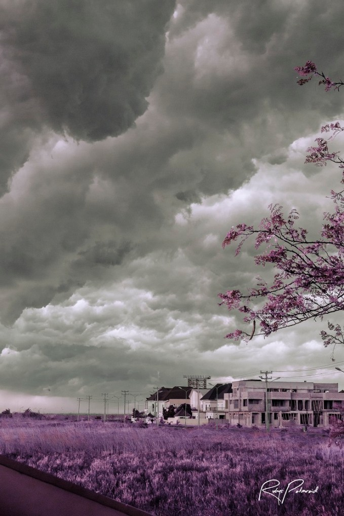 Storm Clouds by rubys polaroid