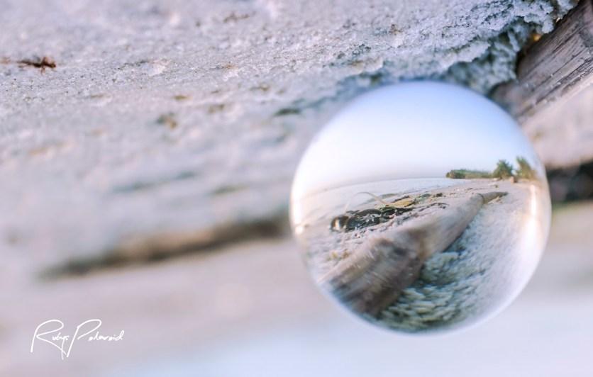 Beach Reflections 2 by rubys polaroid