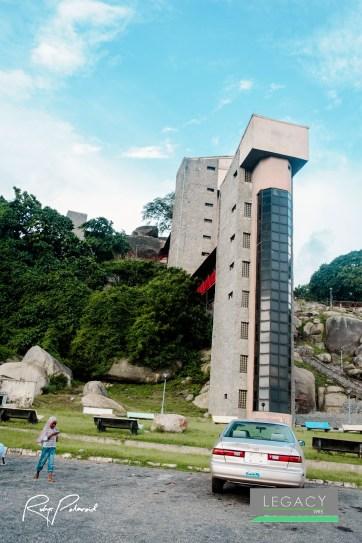 Olumo Rock Tower 2 by rubys polaroid