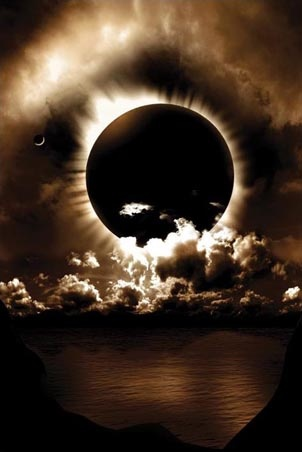 The Eclipses are coming, April 15th and 29th!