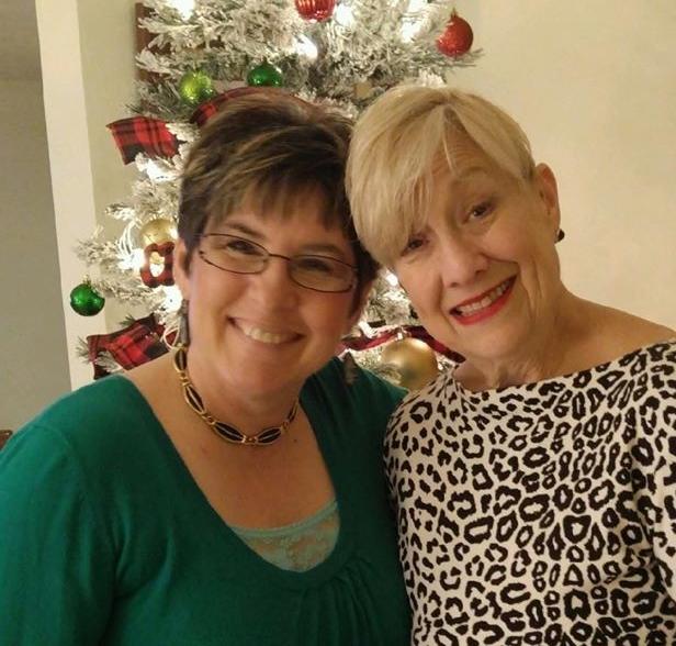 Debbie and Phyllis