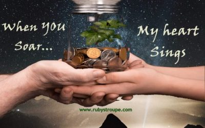 A Wee Love Letter to My Child…What Financial Health Means to Me