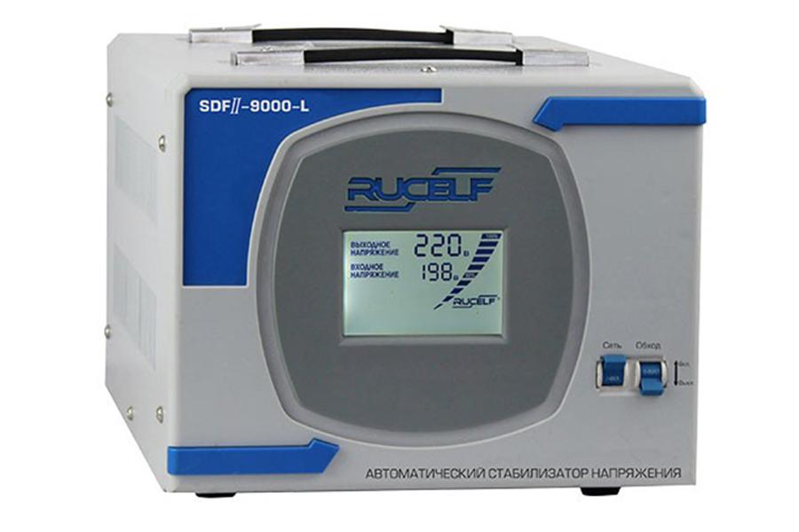 Пополнение серии SDF II