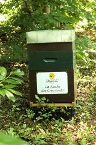 parrainer ruche 42- rucher de marandou