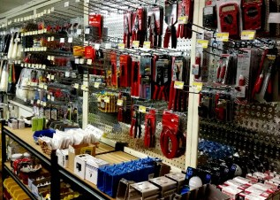 Hardware and Building Supplies - Ruch Hardware - e;ectrical supplies