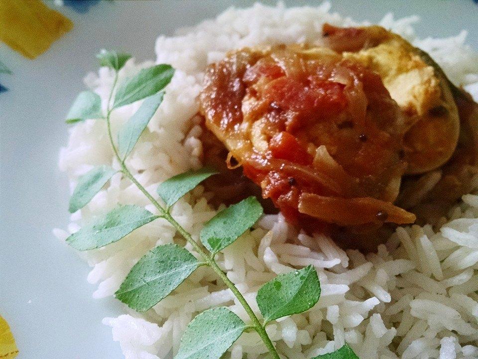 Recipe: Kerala Egg Roast
