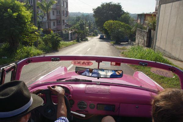 Kuba Oldtimer Taxi