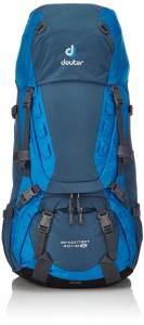 Backpack Frauen Reiserucksack Deuter im Test vorne