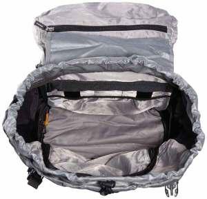 Backpack Männer Reiserucksack Test Deuter Rucksack Quantum Mann oben