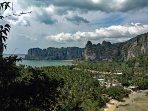 Ausblick Koh Tao in Thailand beim Backpacken