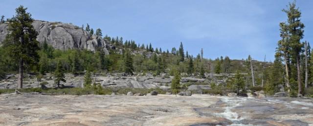 Bassi Falls- the Top